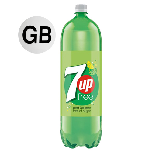 7 Up Free GB (12x1.5Ltr)