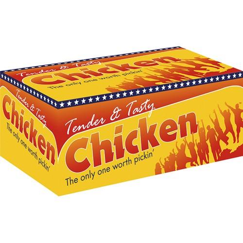 FC3 Large Box (200) (Tender & Tasty)