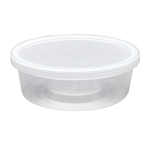 10oz Containers (With Lid) (250)