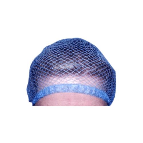 Hair Net (Blue) (Pack of 144)