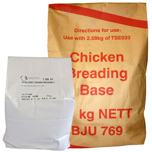 Chicken Breading (11kg) (Griffith)