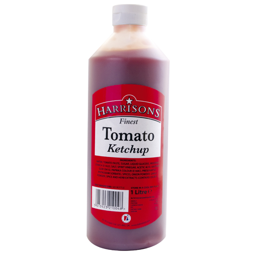Tomato Ketchup (4x1kg)