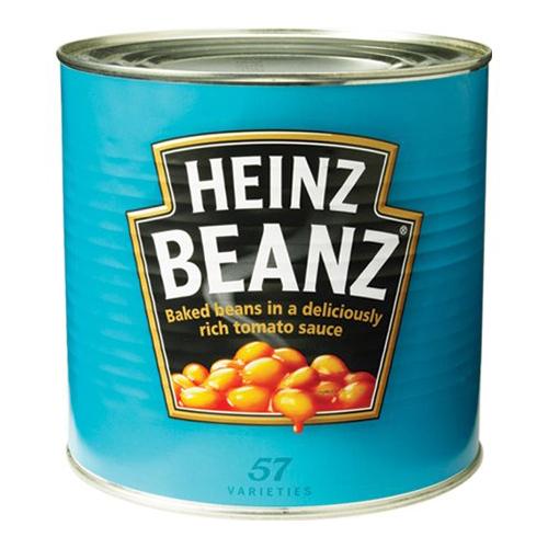 Heinz Baked Beans (6x2.62kg)